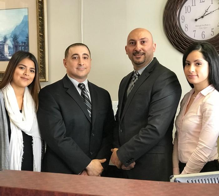 Main Chiropractic Rehabilitation PLLC Slider Sal Diab Team